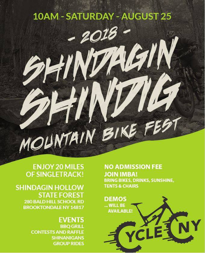 ShInDaGiN SHiNdiG 2018 | Cycle-CNY